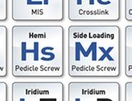 Scient'x Product Portfolio Branding